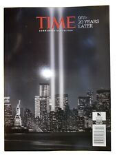 9/11 Sept 11th NYC: 20 YEARS LATER COMMEMORATIVE EDITION, NEW 2021 Never Forget!