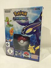 Pokemon Alpha Sapphire Starter Box Limited Edition Nintendo 3DS SEALED PAL UK