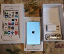 🍎 APPLE iPhone 5s - 16GB - Silver (Verizon) A1533 (CDMA)