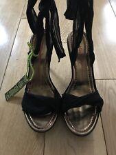 Womans Miss Sixty Heels In Size 5 EU38