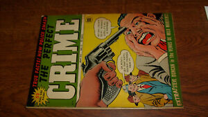 """THE PERFECT CRIME #12 1951 """"VG"""""""