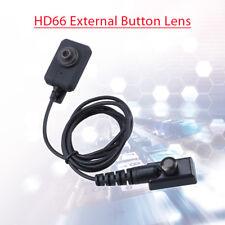 HD66 External Button Lens 1/3inch CMOS 700TV Lines for Body Camera Mini Pocket