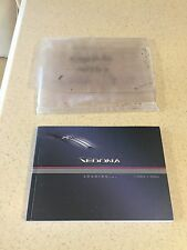 2004 Kia Sedona Owners Manual