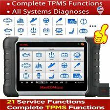 Autel MaxiCOM MK808TS TPMS Tire Pressure Code Reader OBD2 Diagnostic Scanner