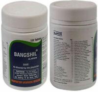 ALlarsin Bangshil Herbal 100 TABLETS//BEST RESULTS//INSTANT BENEFITS