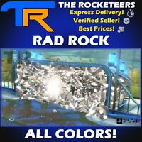 [PS4/PSN] Rocket League Every Rad Rock Limited Goal Explosion Grey Lime etc.