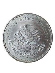 1948 Mexico Cinco Pesos