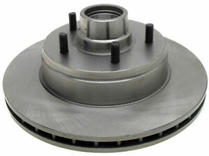For Buick Commercial Chassis Brake Rotor and Hub Assembly AC Delco 96197QS