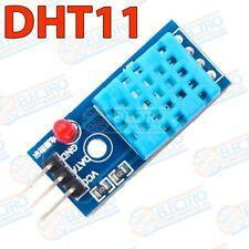 DHT11 - Modulo Sensor Temperatura y Humedad relativa DHT 11 3,3v 5v con LED - Ar