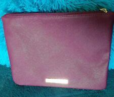 NEW Tartan + Twine  Makeup Organizer Cosmetics Travel Bag With  Zipper purse💜
