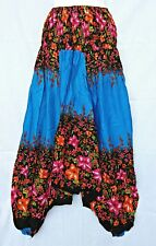 New Hippy Alibaba Boho Baggy Gypsy Harem Pants Yoga Trouser Floral Unique PH6N