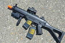 Double Eagle M82 Electric Airsoft Gun w/ EXTRA Magazine