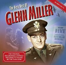 GLENN MILLER THE VERY BEST OF CD (GREATEST HITS COLLECTION)