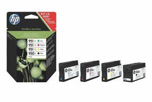 Original HP 950XL + 951XL Multipack, C2P43AE, Tintenpatronen, HP OfficeJetPro