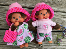 KLEIDUNG für MONCHICHI Bär Teddy Gr. 20 cm Zwillinge Bekleidung Melone NEU
