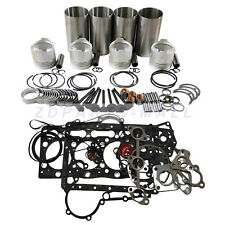 Overhaul Rebuild Kit for Isuzu NPR 1992-1998 4BD2 4BD2T 3.9L Engine