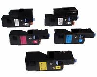 5PK Toner Cartridges New Compatible for Xerox WorkCentre6015 Phaser6000 6010