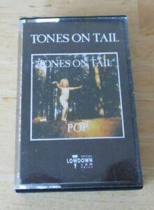 Tones on Tail cassette Tones on Tail Pop BBLC 51, 5 & 4 tracks