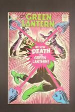 Green Lantern # 64 - HIGHER GRADE - Justice League of America DC Comics