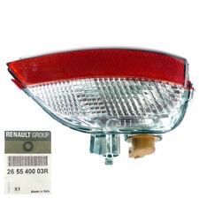 Renault Scenic 3 Grand Captur Meagne cc Feu de Recul Lampe Réflecteur