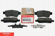 Genuine Honda OEM Rear Brake Pad Kit Fits: 2005-2010 Odyssey(Pads,Shims,&Grease)