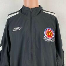 Reebok 2004 McDonalds All American High School Basketball Game Jacket Black L