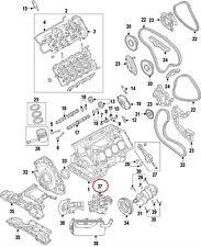 Audi A8 4H D4 Huile Moteur Pompe 079115103BF Véritable Neuf