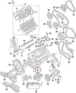 Audi A8 4H D4 Engine Oil Pump 079115103BF GENUINE NEW