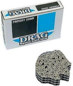 Drag Specialties Primary Chain for Harley 2007-15 FLH FLT Touring 1120-0284