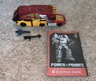 Evolution Rodimus Prime Hot Rod Transformers Power Of The Primes w/ Reprolabels