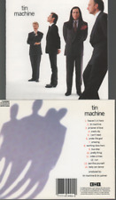 Tin Machine CD ALBUM 1989 David Bowie