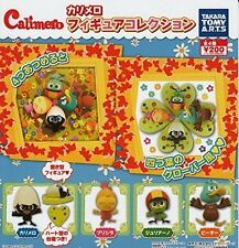 Capsule Calimero Figure Collection 4 Pics Set From Japan