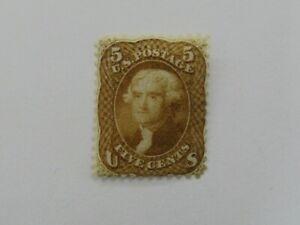 Nystamps US Stamp # 67 Mint OG $27500 e20y