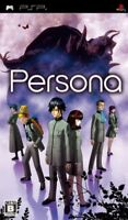 USED PSP Persona Video Games