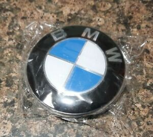 BMW 68mm Wheel Center Cap (36136783536) UK seller E46 E60 E90 E92 E82 E87 X5 Z4