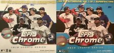 2020 Topps Chrome Update Series Base - Complete Your Set
