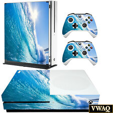 Xbox One Slim Beach Skins For Console And Controller Xbox One S Decal VWAQ-XSGC9