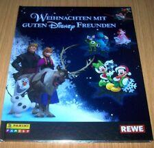 Panini Leeralbum - Sammelalbum für Sticker Rewe Weihnachten mit Disney Freunden