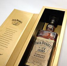 DOUBLE BARRELED Jack Daniels No. 27 GOLD Tennessee Whiskey mit edler Geschenkbox