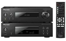 PIONEER xc-p01 NERO NUOVO STEREO RECEIVER FM-Tuner Suono Regolatore LETTORE CD USB