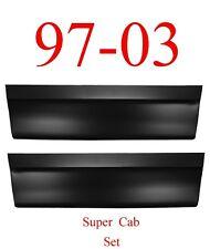 97 03 Ford Front Outer Door Bottom Skin Set, Super Cab Trucks 1984-171, 1984-172