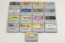 Nintendo Super Famicom Game SFC SNES Japan Import US Seller Updated 10/12/21 #1