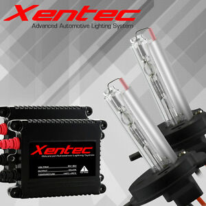 Xenon Slim 55W H11 H8 H9 Low Beam HID Conversion Replacement HeadLight Kit #9