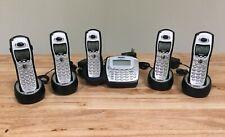 Uniden TRU8885 PowerMax 5.8 GHz Multi Handset Cordless Phone System