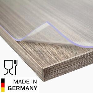 Aylo PVC Tischfolie 2 mm Matt Tischdecke Tischschutz Tischmatte Größen wählbar