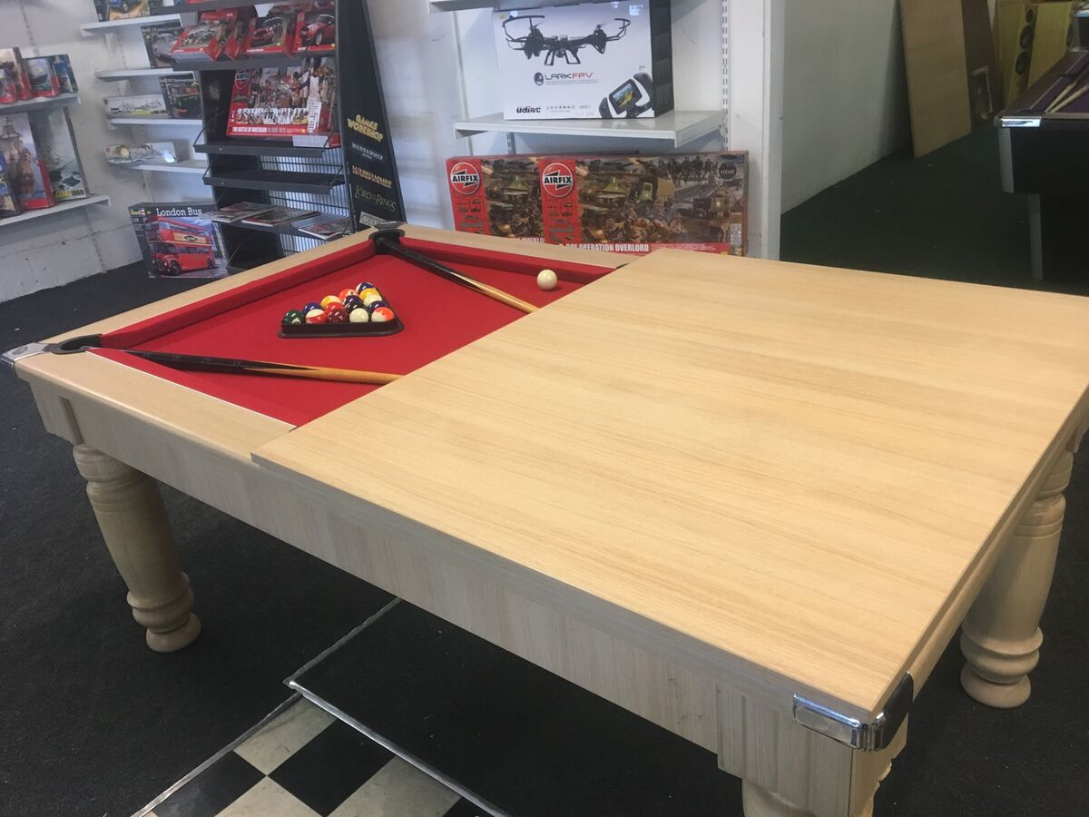 Optimum Models & Pool Tables