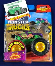 2018 Hot Wheels V8 Bomber Monster Truck