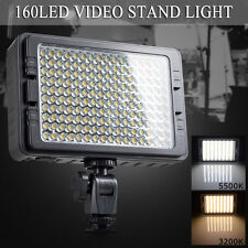 Mini Pro Photography LAMP LED Studio Light Dual Color temperature 160 pcs LEDs