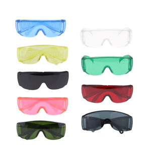 Safety Glasses Protective Work Labour Eyewear Resistant Goggles