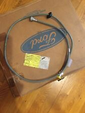 Nos 1969-1971 Mustang 428 Scj Boss 302 351 429 4 Speed Drag Pack Cable